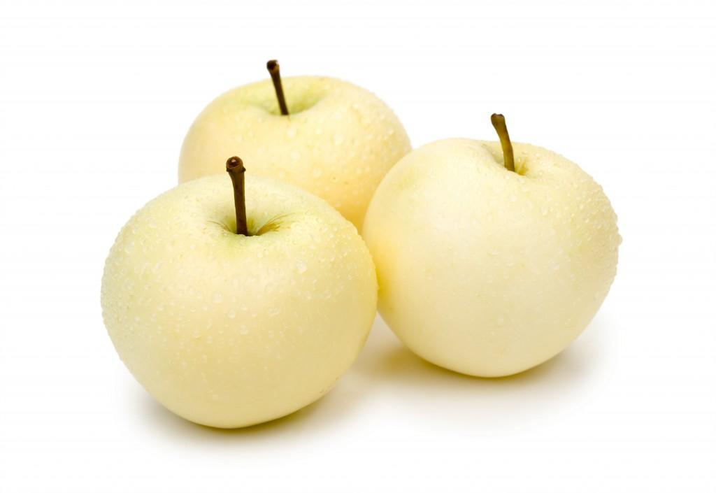 ябълки, стевия и червена боровинка