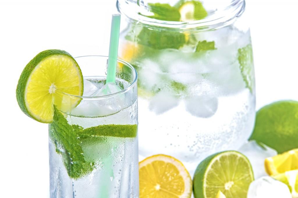лимонада със стевия