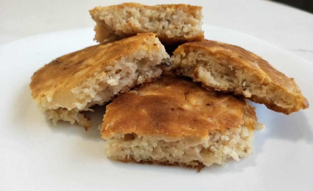 кекс без захар със стевия