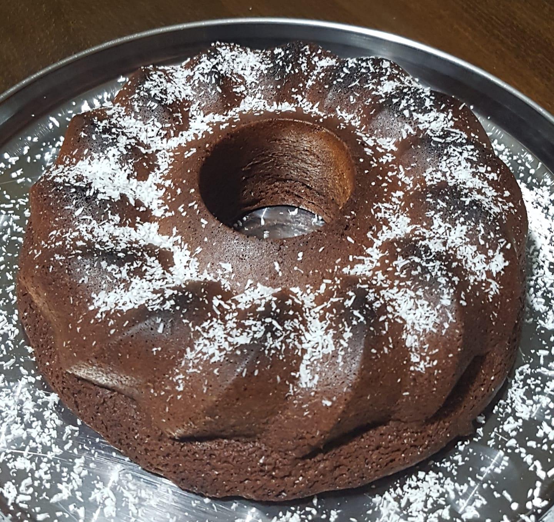 Шоколадов кекс със стевия