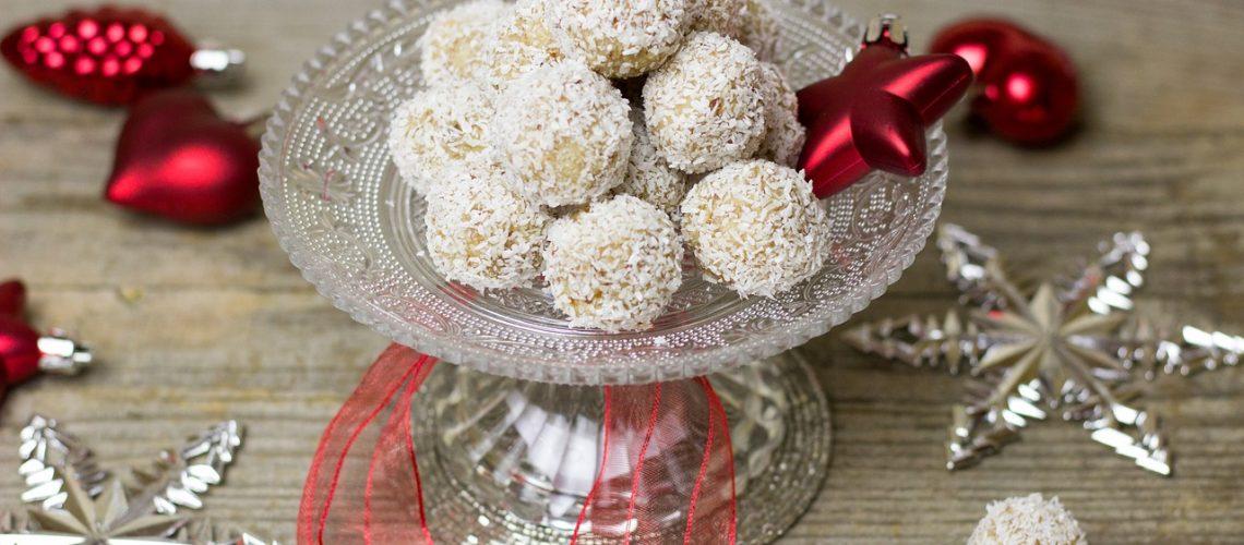 кокосови сладки с еритритол